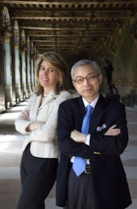 Renee Maugorgne and W. Chan Kim of INSEAD Blue Ocean Strategy Institute