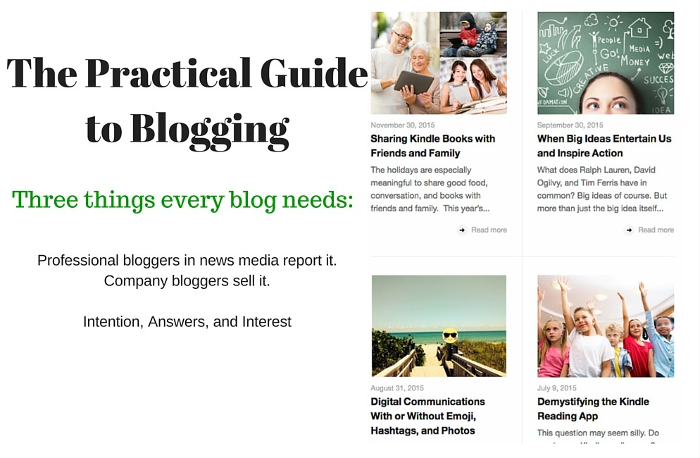 A practical guideto blogging-2